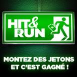 Hit & Run : faites la course aux jetons !