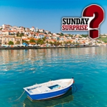 Sunday Surprise: the beaches of Croatia... for four people!