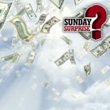 Sunday Surprise : 50€ par jour de pluie