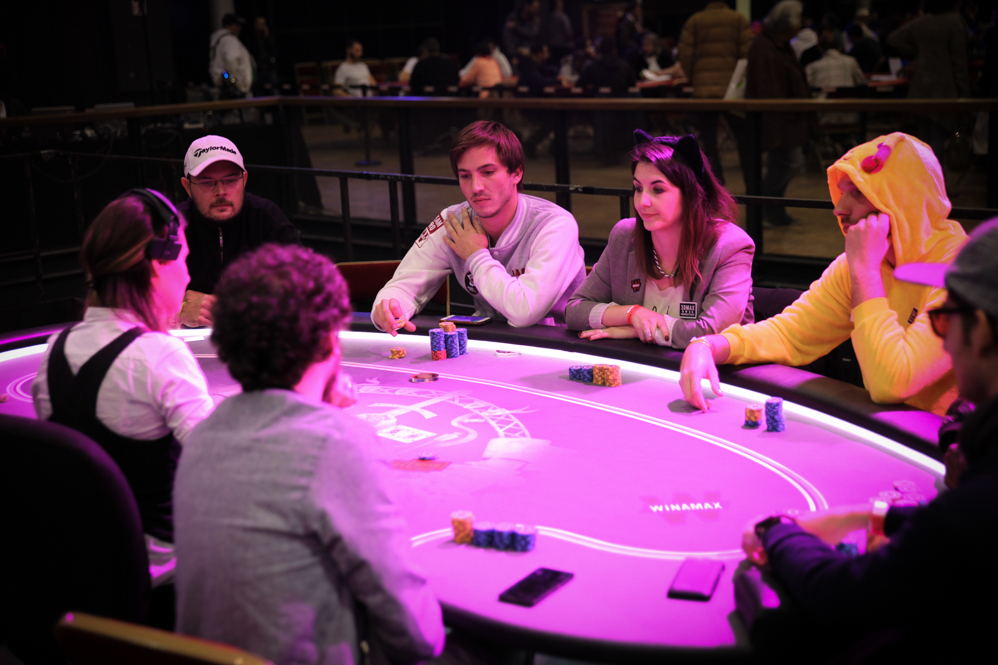 Wam archive winamax poker tour 2016 2017 - Guillaume et les garcons a table streaming ...