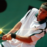 Tournoi Jérôme Golmard : les légendes du tennis français se mobilisent