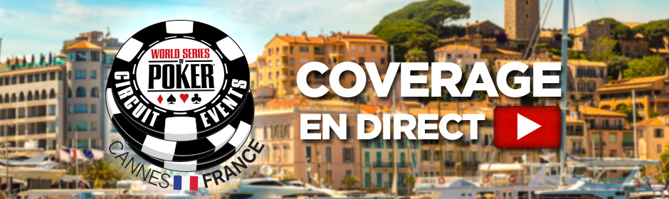 Coverage WSOP Cannes