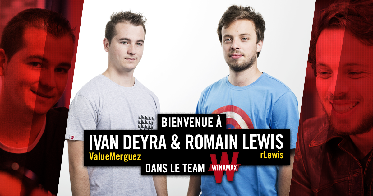 Ivan Deyra - Romain Lewis