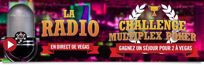 Multiplex Poker Vegas