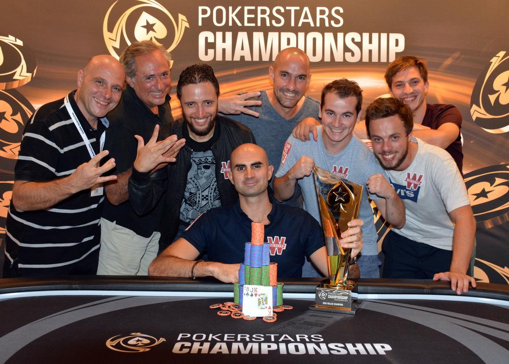Sylvain Loosli victoire