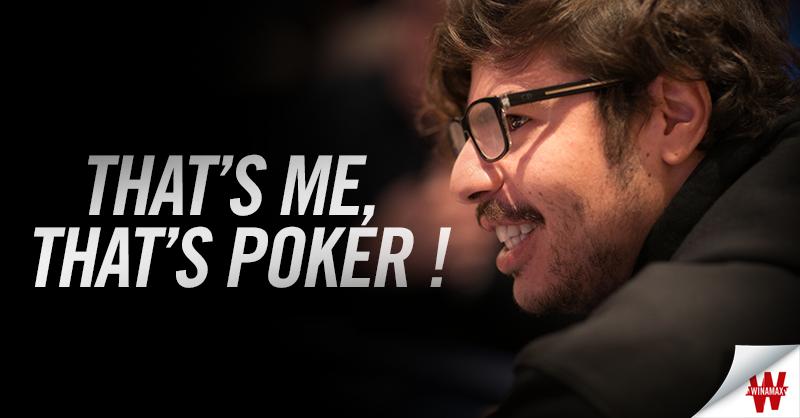 [Blog] Thats me, that's poker !