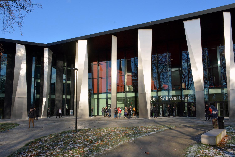 Palais des Congrès Strasbourg