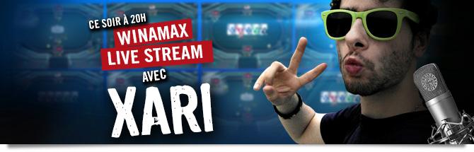 StreamXari