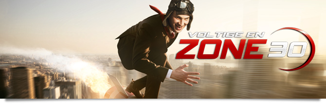 Volatile Zone 30
