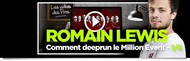 Vidéo Romain Lewis