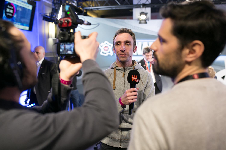 Frédéric Bertrand Winamax TV