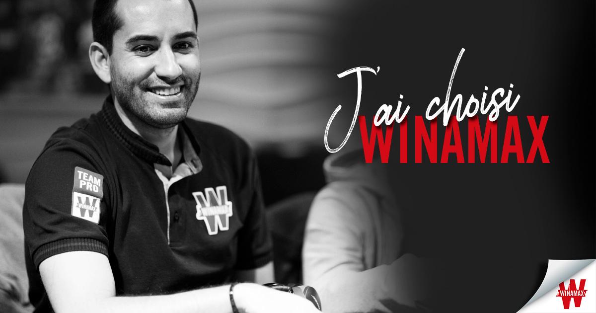 [Blog] J'ai choisi Winamax