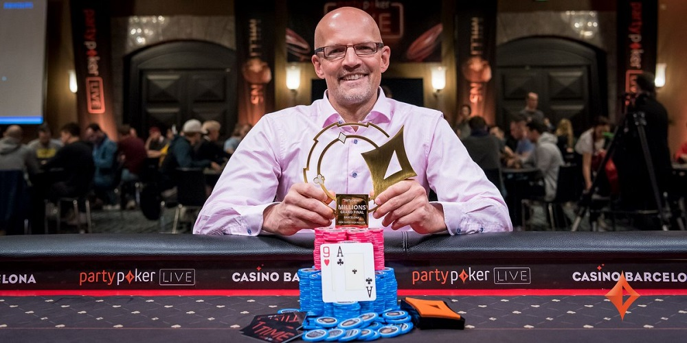 Andreas Eiler Win SHR 25K