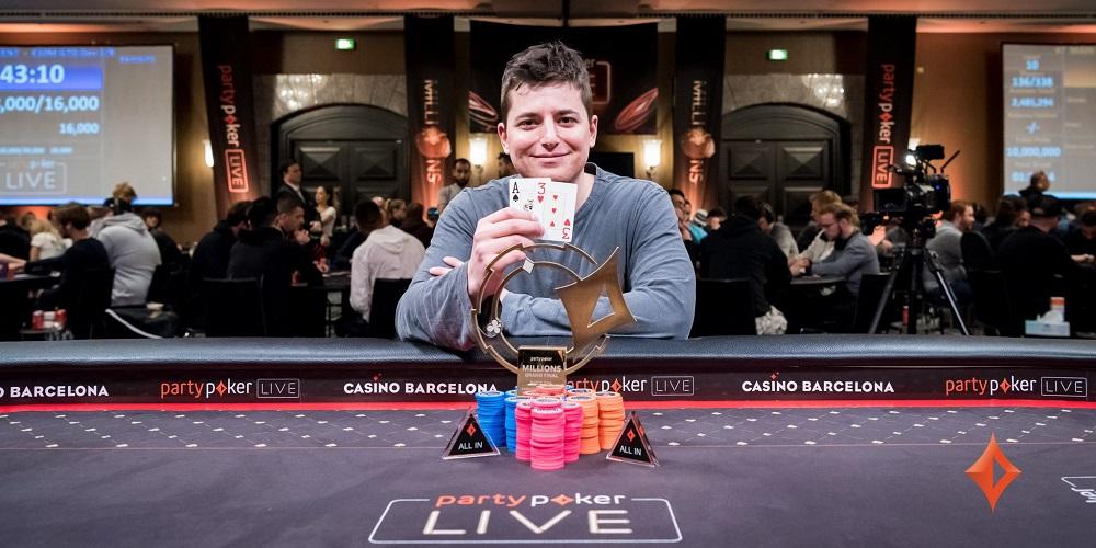 Jake Schindler Win SHR 100K