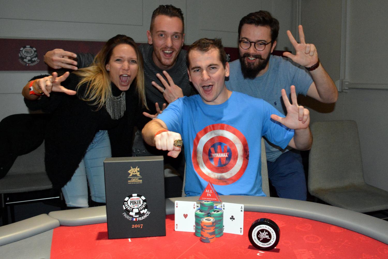 Ivan Deyra Win WSOPC