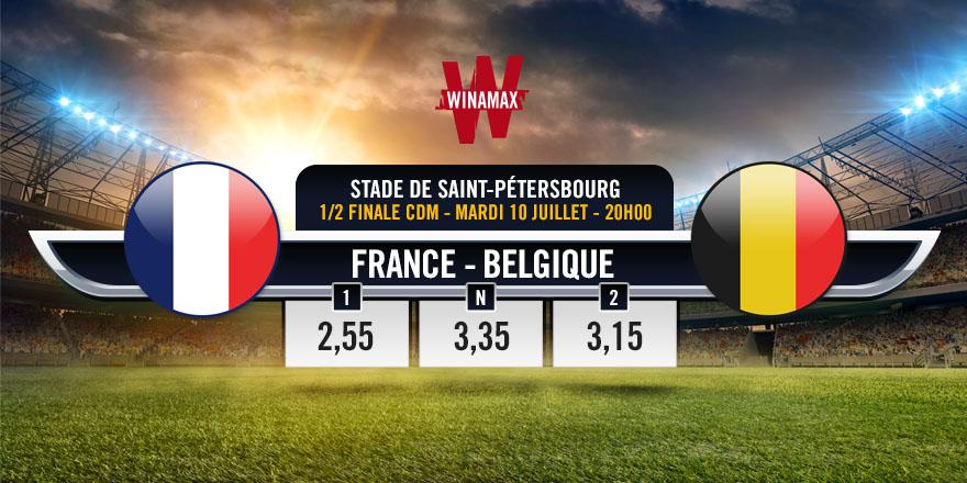 Deschamps et Martinez rendent hommage à leurs joueurs — France-Belgique