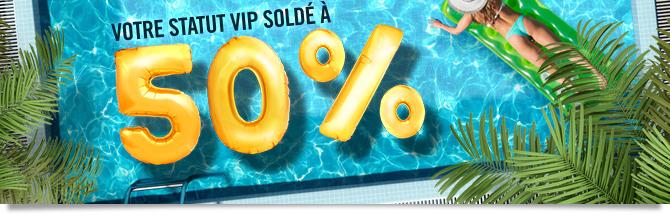 Soldes VIP