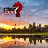 Sunday Surprise Cambodge