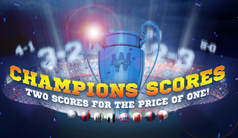 Champions Scores