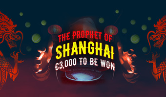 The prophet of Shanghai