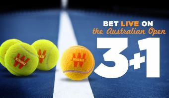 Australian Open 3+1