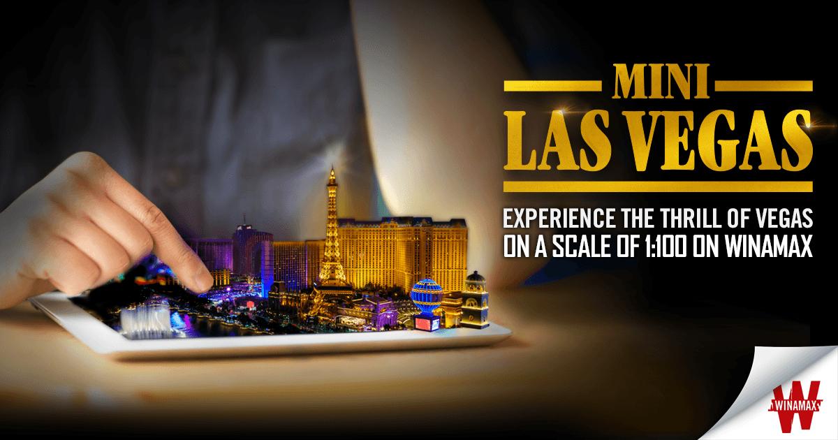 Mini Las Vegas >> Mini Las Vegas Winamax