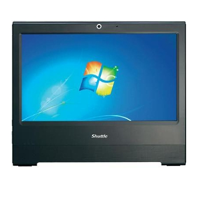 Mini-PC Shuttle Touchscreen Barebone X50V2 Plus