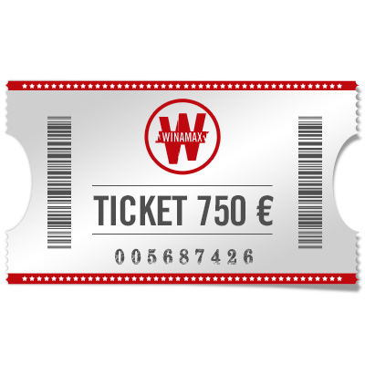 Ticket 750 € Qualification Live Event