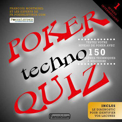 Poker Techno Quiz 1