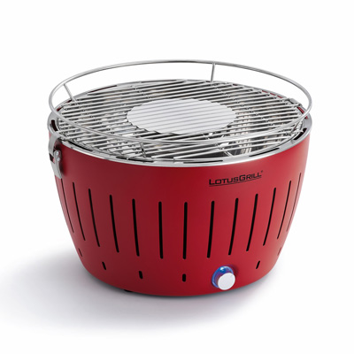 Barbecue LotusGrill rouge
