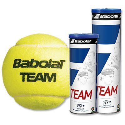 Balles de tennis Babolat Team X4