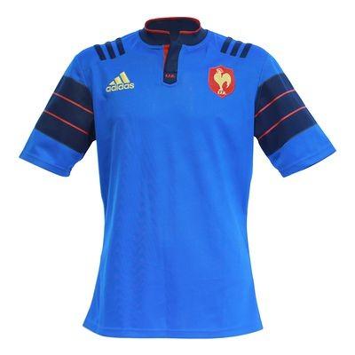Maillot de Rugby Réplica Equipe de France Domicile ADIDAS