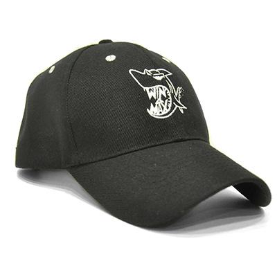 Nouvelle casquette noire requin