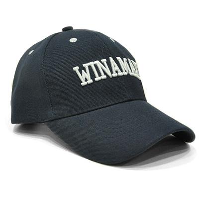 Nouvelle casquette bleue Winamax relief