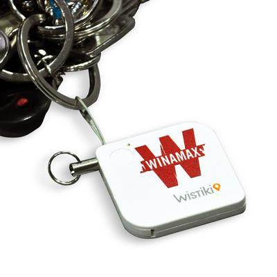 Porte clé connecté Wistiki
