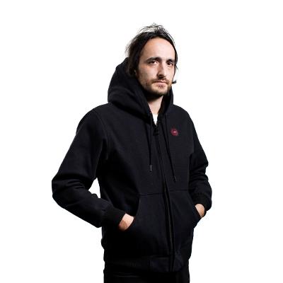 Nouveau manteau noir Winamax