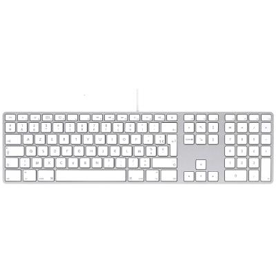 Clavier Apple Keyboard MB110FN/B
