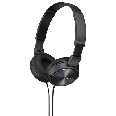 Casque audio Sony MDR-ZX310AP Noir