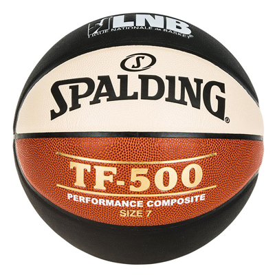 Ballon Basketball TF 500 T7 SPALDING