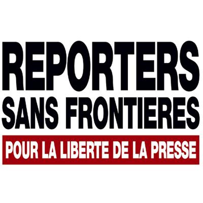 Reporters sans frontières (don de 50 euros)