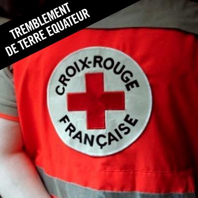 Don de 50 euros à la Croix-Rouge pour l'Equateur !