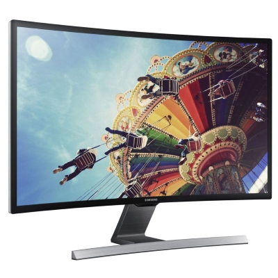 Téléviseur incurvé Samsung T27D590CX - LED Full HD 27