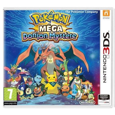 Pokemon Mega Donjon Mystère