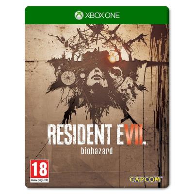 Resident Evil VII : Biohazard - Steelbook Edition