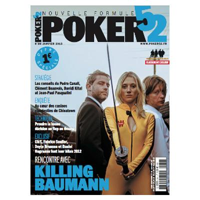 Abonnement Poker52
