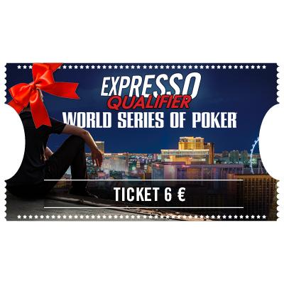Ticket 6 € Expresso Qualifier Sismix à offir
