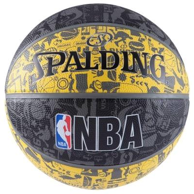 ballon de basketball nba allstar t7 spalding winamax. Black Bedroom Furniture Sets. Home Design Ideas