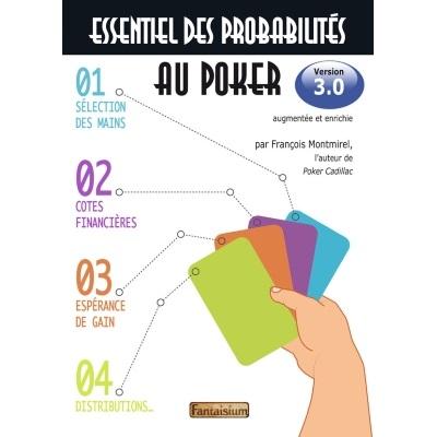 L'Essentiel des Probabilités au Poker - version 3.0