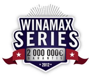 Winamax Series III :  2 000 000€ garantis du 1er au 8 avril Logo2012