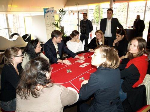 ManuB au France Poker Tour